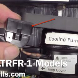 Thermal Overload Relay for Summerset SSRFR-1 Refrigerator, Relay-REFR-W