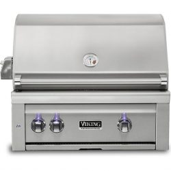 "Viking 30""W. Built-in Grill w/ ProSear Burner and Rotisserie, VQGI5300"